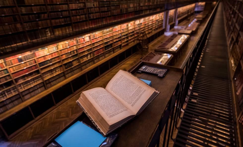 Un grupo de investigadores descubre tres libros envenenados en una biblioteca de Dinamarca