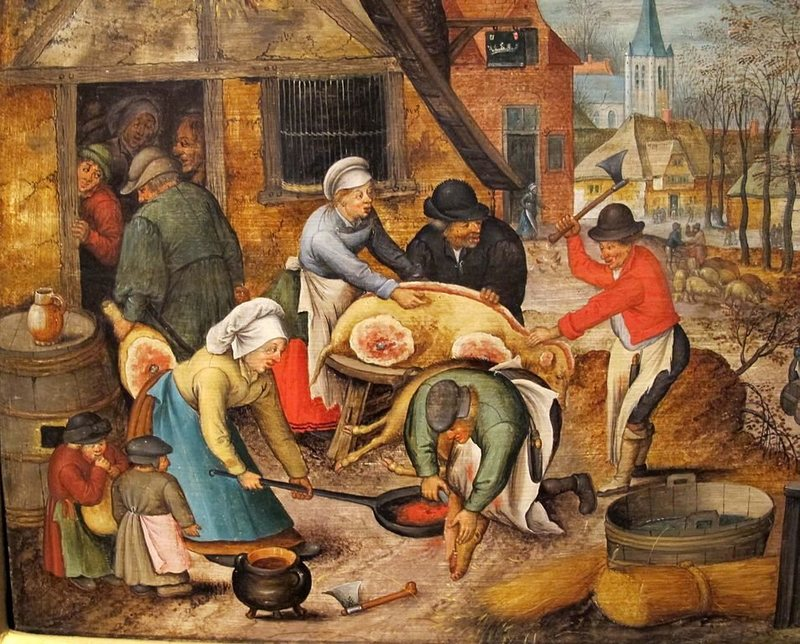 Image result for food in the middle ages